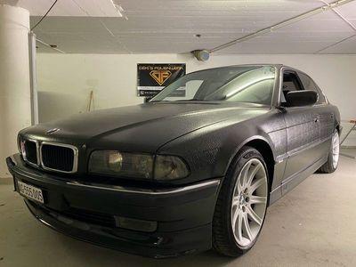gebraucht BMW 728 7er i Automat
