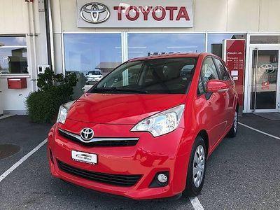 gebraucht Toyota Verso-S 1.33 VVT-i Linea Luna