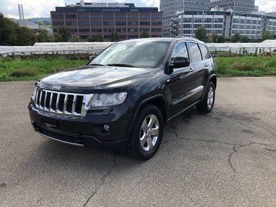 gebraucht Jeep Grand Cherokee 3.0 CRD Limited Automatic