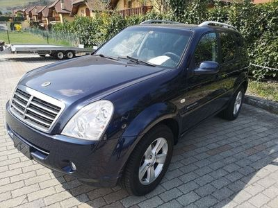 gebraucht Ssangyong Rexton RX 270 Xdi Deluxe Automatic