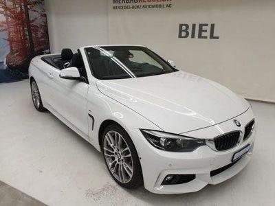 gebraucht BMW 420 i Cabrio M Sport
