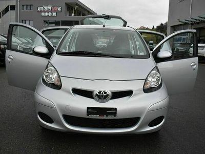 gebraucht Toyota Aygo Aygo 1.0 Linea Luna Multimode1.0 Linea Luna Multimode