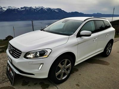 gebraucht Volvo XC60 D4 AWD Kinetic Geartronic
