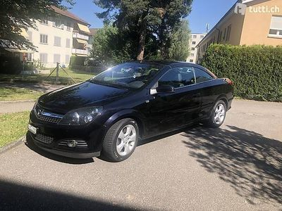 gebraucht Opel Astra Cabriolet Twin Top 2.0 200Ps