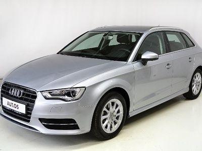 gebraucht Audi A3 Sportback Attraction 1.6TDI ULTRA 110PS XENON