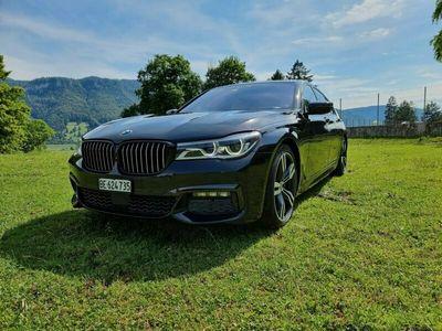 gebraucht BMW 740  d xDrive Steptronic