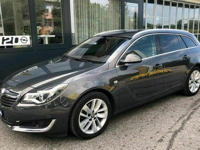 gebraucht Opel Insignia Sports Tourer 2.0 CDTI Cosmo Automatic