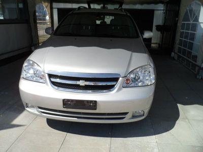 gebraucht Chevrolet Nubira 1.8 16V CDX