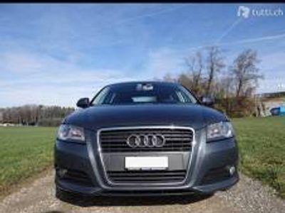 gebraucht Audi A3 Sport mit Automatik