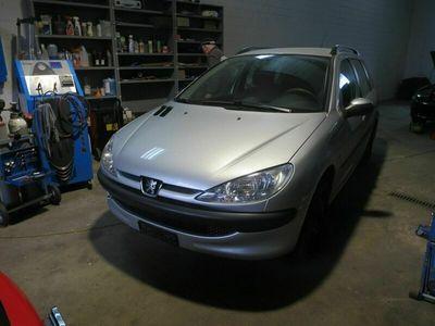 gebraucht Peugeot 206 Paugeot kombi zu verkaufen