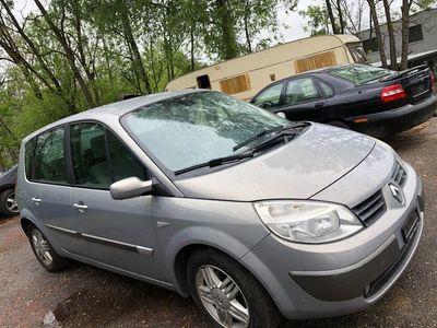 gebraucht Renault Mégane MéganeScénic 11/dCi196,300 km/02.2005/MFK,11,2018
