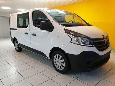 gebraucht Renault Trafic Kaw.3.0t L1H1 2.0 dCi 120 Bus