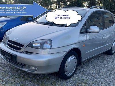 gebraucht Chevrolet Tacuma 2.0, Automat Getriebe, ab MFK, Klima, Top Zustand