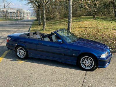 gebraucht BMW 320 Cabriolet 3er 320i E36 Cabrio mit M-Paket 3er i E36 mit M-Paket