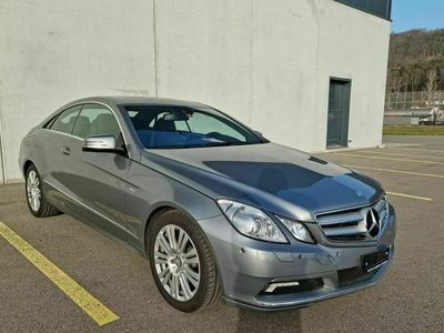 gebraucht Mercedes E200 E-Klasse Mercedes Benz E200 CGI Frisch ab MFK und Service E-Klasse Mercedes BenzCGI Frisch ab MFK und Service