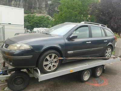 gebraucht Renault Laguna DIESEL AUTOMATICA