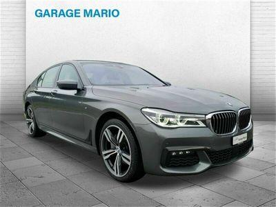 gebraucht BMW 730 7er d xDrive *M-Paket* Steptronic