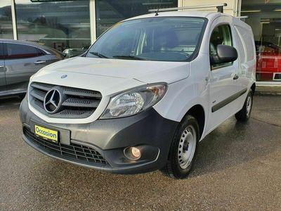 gebraucht Mercedes Citan 112 L Euro 5