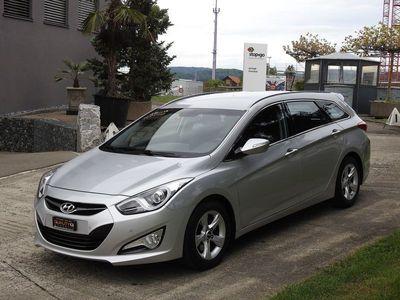 gebraucht Hyundai i40 Wagon 1.7 CRDI Style Automatic, Navi, Rückfahrtkamera, Garantie, frisch ab MFK & Service
