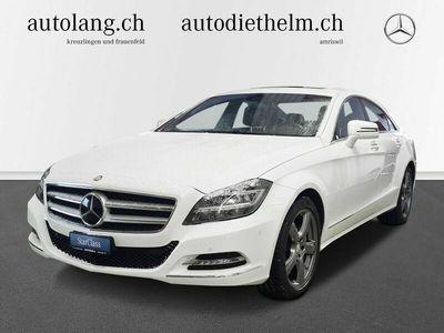 gebraucht Mercedes CLS350 CDI BlueTec 4Matic