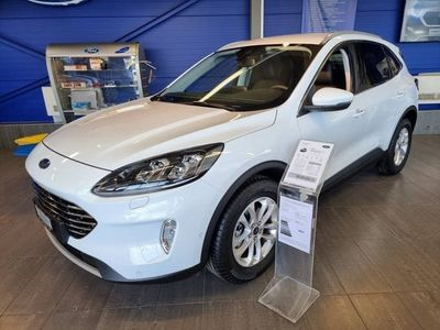 gebraucht Ford Kuga 2.0 EcoBlue Hybrid Titanium X 2WD