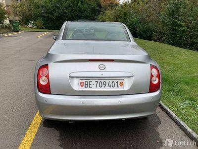 gebraucht Nissan Micra cabriolet 1,6 l benzin