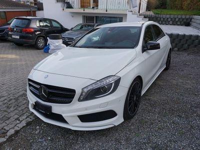 gebraucht Mercedes A220 CDI AMG Line 7G-DCT