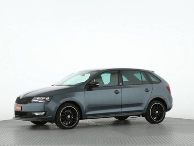 gebraucht Skoda Rapid Spaceback 1.6 TDI, Ambition