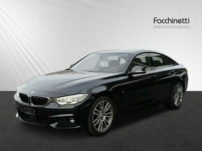 gebraucht BMW 440 4er i Gran Coupé xDrive M Sport Steptronic