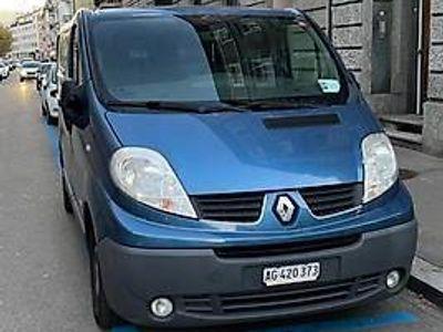 gebraucht Renault Trafic Trafic