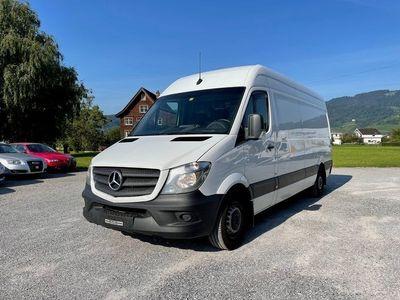 gebraucht Mercedes Sprinter 314 CDI Lang 7G-Tronic