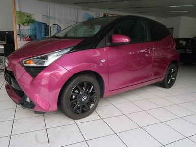 gebraucht Toyota Aygo Limited Edition
