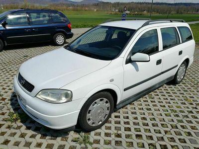 gebraucht Opel Astra Kombi Automat 136`500 km