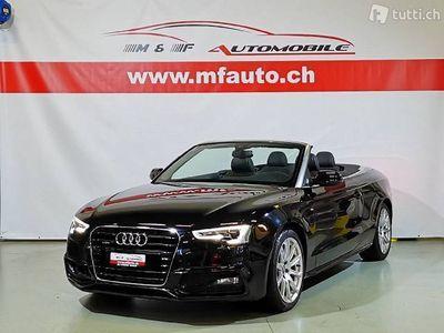 gebraucht Audi A5 Cabriolet 3.0 V6 TDI quattro S-Tr