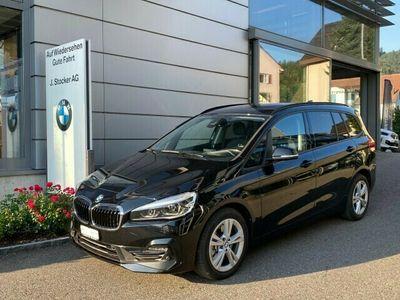 gebraucht BMW 218 Gran Tourer 2er d xDrive Steptronic Sport Line