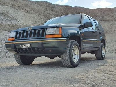 gebraucht Jeep Grand Cherokee 5.2 Limited Automatic