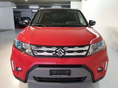 gebraucht Suzuki Vitara 1.6 TD Sergio Cellano Top (SUV / Geländewagen)