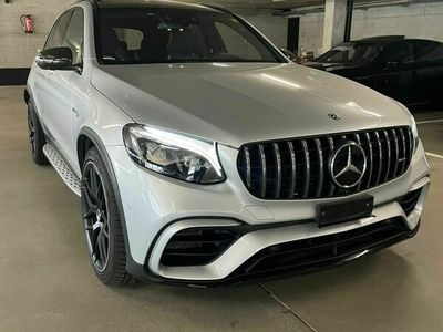 gebraucht Mercedes GLC63 AMG GLC-Klasse Glc 63s AMG 4matic+ 9G-Tronic GLC-KlasseAMG 4matic+ 9G-Tronic