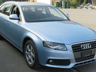 gebraucht Audi A4 Avant 1.8 TFSI multitronic Automatik