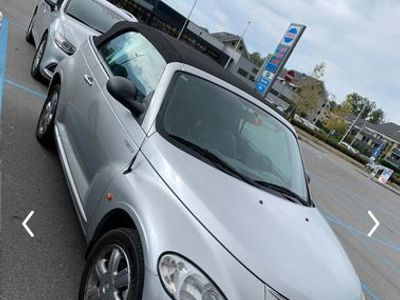 gebraucht Chrysler PT Cruiser Cabriolet 2.4 16V Limited