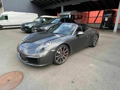 gebraucht Porsche 911 Carrera S Cabriolet Cabrio PDK