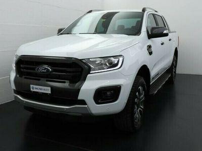 gebraucht Ford Ranger DKab.Pick-up 2.0 EcoBlue 4x4 Wildtrak