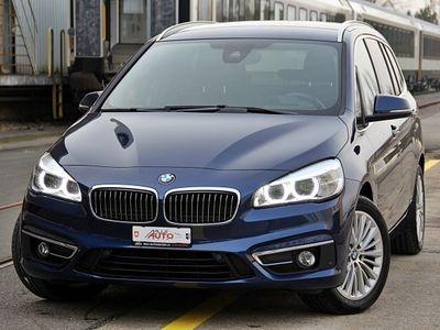 gebraucht BMW 218 Gran Tourer d Luxury Line Steptronic