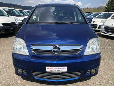 gebraucht Opel Meriva 1.6i-16 TP Enjoy
