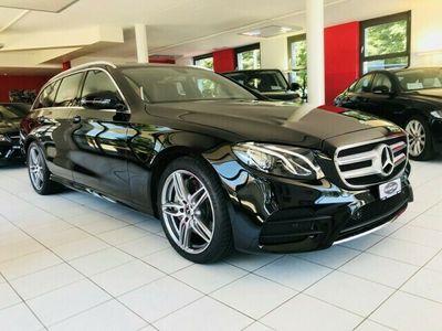 gebraucht Mercedes E350 E-KlasseAMG Line Kombi