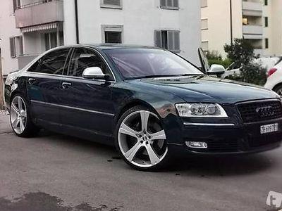 gebraucht Audi A8L W12 6.0