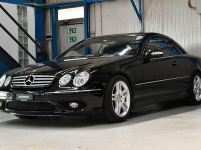 gebraucht Mercedes CL55 AMG AMG Automatic