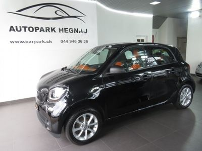 gebraucht Smart ForFour citypassion twinmatic (Automat)