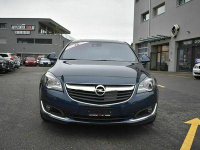 gebraucht Opel Insignia 2.0 CDTI Cosmo Automatic