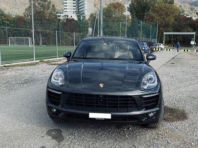 gebraucht Porsche Macan 3.0 V6 S TDI